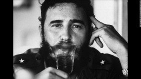 Topics Castro (in text - or back-up banner)